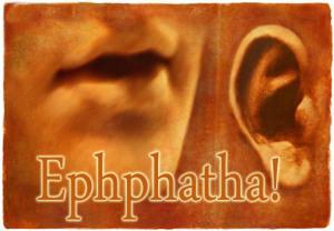 Image result for ephphatha